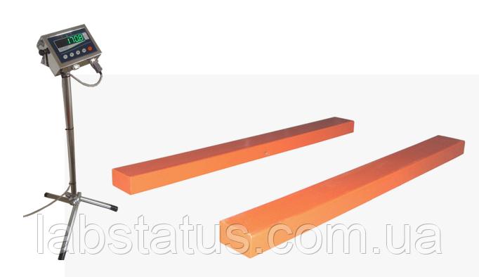 Весы реечные ТВ4-300-0,1-Р(1200х90)-12е (пыле-влагозащищенные)