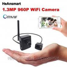 Мини Ip Wi-fi камера BY-IP13MCM-WT
