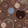 Дизайнерский ковролин шерсть для  дома  Halbmond Step by step2, фото 3