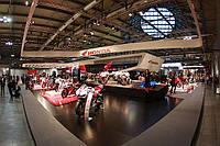 Новинки от Honda на выставке EICMA-2013