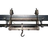 Весы монорейковые ТВ2-300-0,1-M(800)-N-12eh (н/ж)