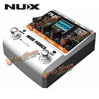 NUX мод сила гитары педаль эффект мульти эффекты модуляции