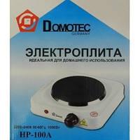 Электроплита однокомфорная дисковая Domotec HP-150A 1500W