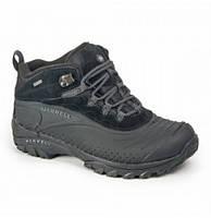 Мужские ботинки Merrell STORM TREKKER D812 зимние черные