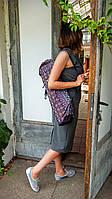 Чехол для коврика для йоги Prana Steadfast - Mosaic USA