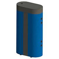 Теплоаккумулирующий бак Elektromet (Werden) плоский, в изоляции  800 л