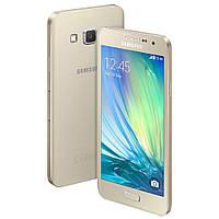 Смартфон Samsung Galaxy 3 16GB A300 Champagne Gold, фото 1