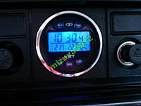 Часы универс-термометр-вольтметр 2105 2106, 2107
