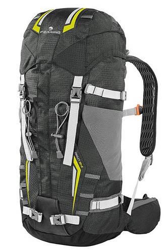 Профессиональный рюкзак для альпинизма Ferrino Triolet 32+5 Antracite 922866 графит