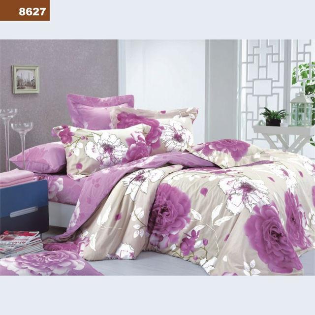 8627 Полуторное постельное белье ранфорс Viluta