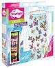Бабочки Creations Tapeffiti Mobile Kit набор для творчества, Crayola (Крайола)