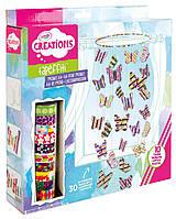 Бабочки Creations Tapeffiti Mobile Kit набор для творчества, Crayola (Крайола), фото 1