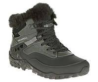 Зимние женские ботинки MERRELL FLUORECEIN SHELL WATERPROOF D815 черные