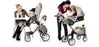 Детские коляски-трансформеры