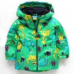 Куртка Topolino (зелёная)
