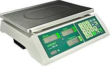 Торговые весы Vagar VP-LN 30K LCD/LED (30 кг, 10 г)