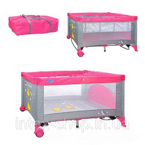 Манеж для малышей BAMBI M-0525