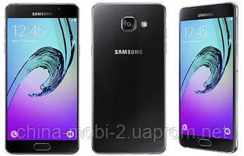 Смартфон Samsung Galaxy A3 A310F Midnight Black , фото 3