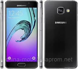 Смартфон Samsung Galaxy A3 A310F Midnight Black , фото 2