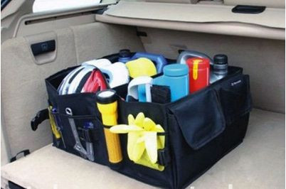 Сумка-органайзер для автомобиля Smart Trunk Organizer
