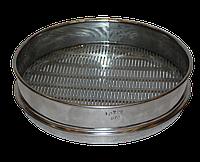Сита лабораторные щелевидные СЛП-200 тип ІІ, h-50 (оцинковка)