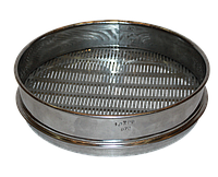 Сита лабораторные щелевидные СЛП-200 тип ІІ, h-100 (оцинковка)