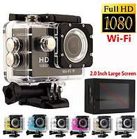 Камера SJ 4000 аналог GoPro 3, Action Camera 1080P Full HD - лучшая экшен камера
