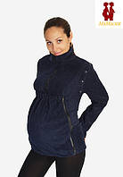 Демисезонная куртка-жилетка 2в1: беременность, слингоношение