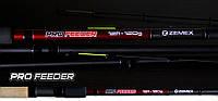 Фидерное удилище ZEMEX Pro Feeder 3,9м до 180гр - Южная Корея
