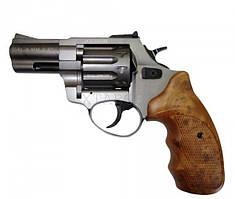 Револьвер флобера STALKER Titanium 4 мм 2.5'' корич. рук.