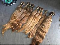 Волосы славянские Блонд Натуральные от 50 см