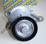 Натяжитель ремня генератора на Renault Trafic / Opel Vivaro 2.0dCi (2006-2014) SNR (Франция) GA355.31, фото 3