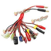 Нажить многофункциональный баланс зарядный кабель мини-т ec3 TRX Jst JR Futaba штепсель
