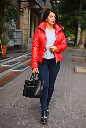 Курточка демисезонная, с карманами , фото 2