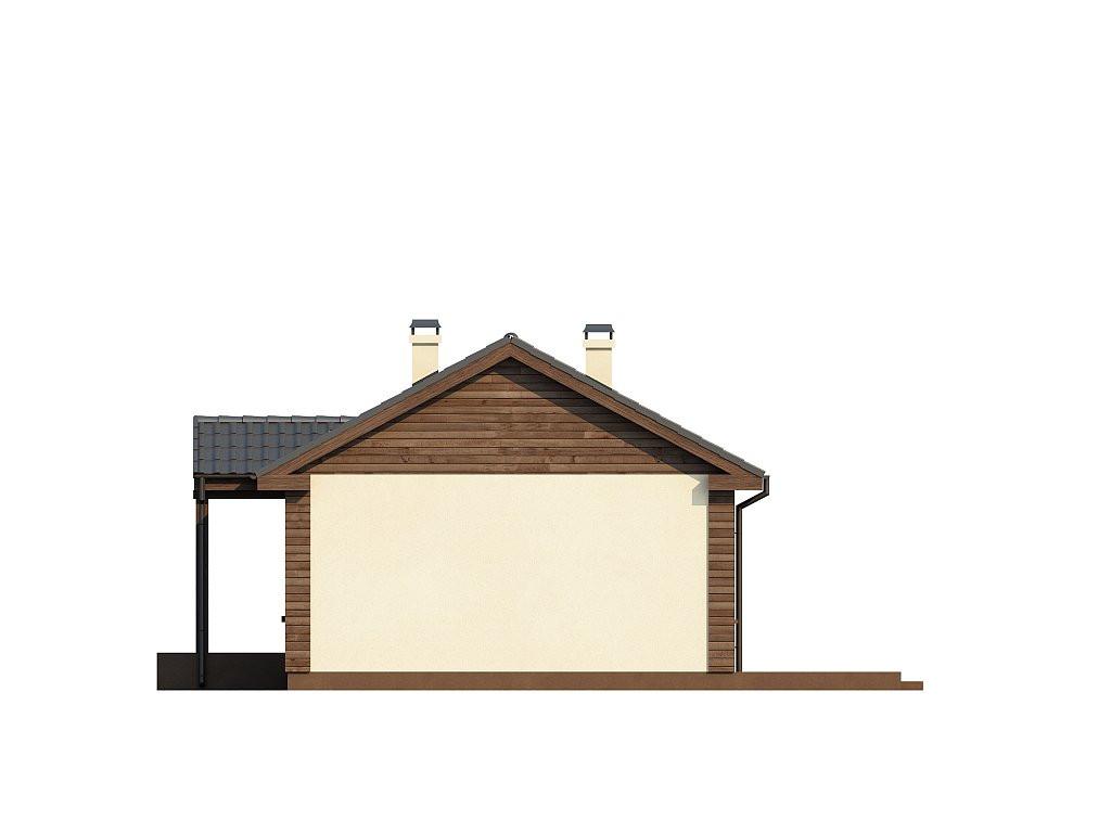 Проект Дома № 2,45