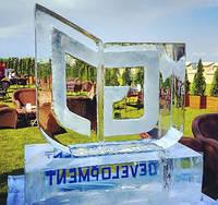 Скульптуры со льда