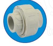 Разборное соединение внутреннее 40 ASG-Plast