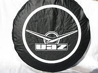 Чехол на запаску УАЗ R15-17