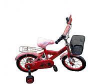 "Велосипед -14""Спайдермен"" 15633"