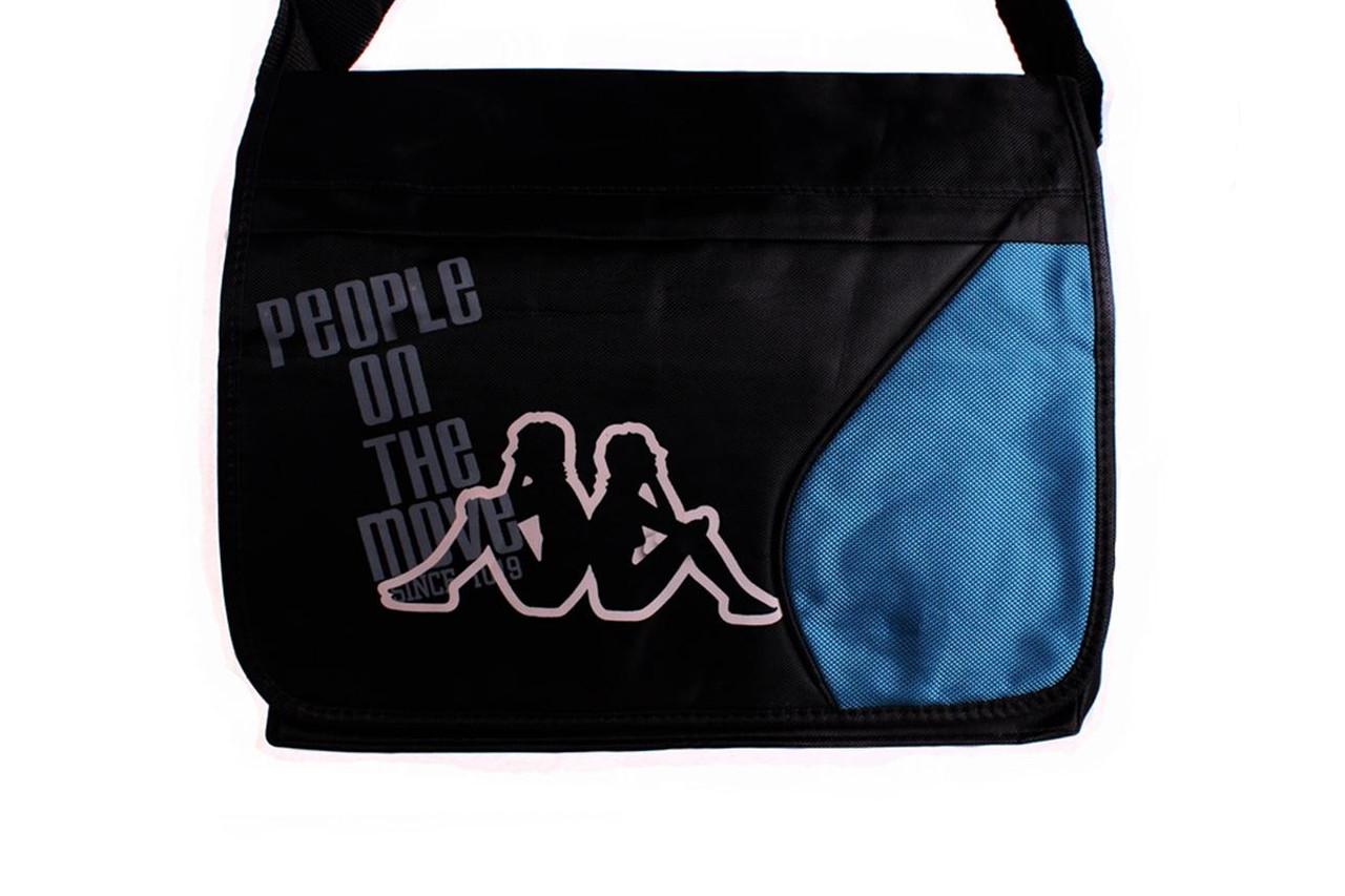 Спортивная текстильная сумка 304027 черная