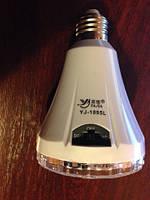 Лампа с аккумулятором Yajia YJ-1895L