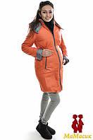Куртка зимняя для будущих мам