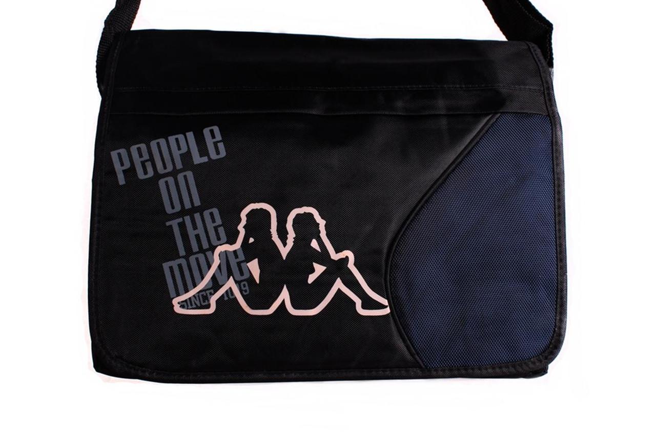 Спортивная текстильная сумка 304034 черная
