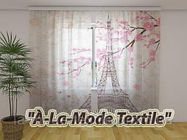 ФотоТюль 3D Париж