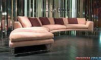 Реставрация дивана, перетяжка и  ремонт углового дивана в Симферополе