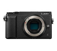 Фотоаппарат Panasonic Lumix DMC-GX80 body (чёрный)
