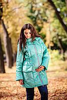 Демисезонная куртка для беременных и слингомам, фото 1