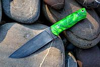 "Нож ""Халк"". Ручная авторская работа"