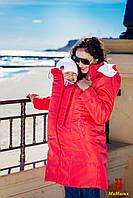 Пальто зимнее для будущих мам