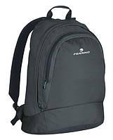 Мужской прочный рюкзак для городских прогулок Ferrino Xeno 25 Black 922839 черный
